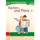 Karten und Pläne - Werkstatt 3./4. Schuljahr
