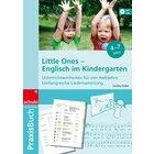 Praxisbuch Englisch im Kindergarten - Little Ones, 4-7 Jahre