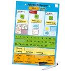 TimeTEX Jahres-Kalender magnetisch, ab 4 Jahre