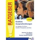 Ratgeber Kindliche Aussprachestörungen, Buch