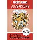 Ausssprache Lauter Spolterspeine: Kr-/Gr-Wörter, Kartenspiel, ab 4 Jahre