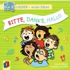 Bitte, danke, hallo! DaZ-Lieder - erste Sätze, Audio-CD, 1.-4. Klasse