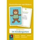 Deutschlernen mit Bildern - Im Kindergarten, Bildkarten, 3-6 Jahre