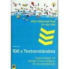 Mein Material-Pool für alle Fälle: 100 x Textverständnis, Kopiervorlagen, 5.-10. Klasse