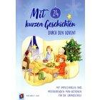 Mit 24 kurzen Geschichten durch den Advent, Buch, 1.-4. Klasse