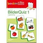 bambinoLÜK BilderQuiz 1, Lernspiel, 3-5 Jahre