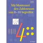 Mit Montessori den Zahlenraum von 0-10 begreifen, Buch