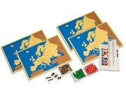 Steckkarten Europa (Liefertermin April 2019)