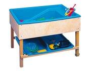 Sand-Wassertisch