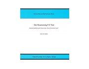 PFT - Der Rosenzweig P-F Test, 7 bis 14 Jahre