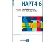 HAPT 4-6 Handpräferenztest für 4-6-jährige Kinder