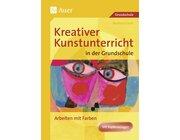 Kreativer Kunstunterricht in der Grundschule 1, Buch, 1.-4. Klasse