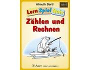 LernSpielQuiz - Zählen und Rechnen, Kartenspiel, 1.-2. Klasse