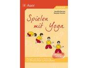 Spielen mit Yoga, Buch, 4 bis 12 Jahre