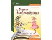 Die Bremer Stadtmusikanten, Broschüre inkl. Audio-CD, Vorschule/1. Klasse
