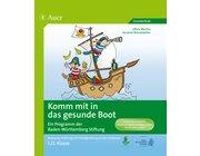 Komm mit in das gesunde Boot, Ordner inkl. CD-ROM, 1.-2. Klasse