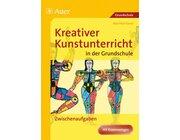 Kreativer Kunstunterricht in der Grundschule 3, Buch, 1.-4. Klasse