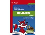 10-Minuten-Rätsel und -Spiele Religion, Broschüre, 1.-2. Klasse