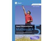 Auer Führerscheine Mathematik Klasse 5, Broschüre