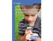 Action-Hausaufgaben Sachunterricht 1+2, Broschüre mit Kopiervorlagen