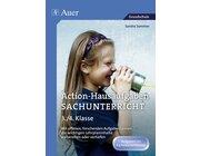 Action-Hausaufgaben Sachunterricht 3+4, Broschüre mit Kopiervorlagen