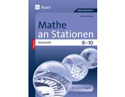 Mathe an Stationen: SPEZIAL Stochastik, Broschüre, 8.-10. Klasse