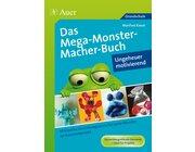 Das MegaMonsterMacher-Buch - Ungeheuer motivierend, Buch, 1.-4. Klasse