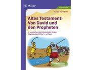 Altes Testament Von David und den Propheten, Broschüre, 1.-4. Klasse