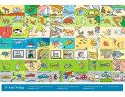 700 abwechslungsreiche Sticker, 1.-4. Klasse