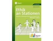 Ethik an Stationen 1-2 Inklusion, Kopiervorlagenband