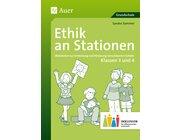 Ethik an Stationen 3-4 Inklusion, Kopiervorlagenband
