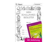 Mein Schuljahresbegleiter, 4 Hefte + Anleitung im Set, 1.-4. Klasse