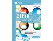 Ethik an Stationen 9-10 Gymnasium, Kopiervorlagenband