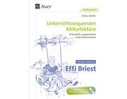 Theodor Fontane - Effi Briest, Materialband inkl. CD, 11.-13. Klasse