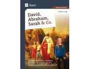 David, Abraham, Sarah und Co., Buch