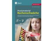 Praxismaterial Rechenschwäche, Buch, 5.-7. Klasse