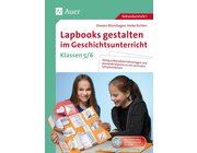 Lapbooks gestalten im Geschichtsunterricht 5-6, Buch inkl. CD