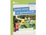 Soziales Lernen im Sportunterricht, Buch, 1.-4. Klasse