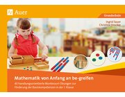Mathematik von Anfang an be-greifen, Buch, 1. Klasse