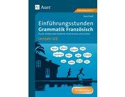 Einführungsstunden Grammatik Französisch, 5. bis 7. Klasse