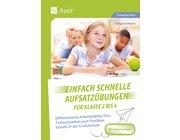 Einfach schnelle Aufsatzübungen für Klasse 2 bis 4, Buch