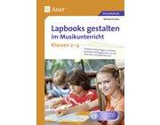 Lapbooks gestalten im Musikunterricht, Buch, 2.-4. Klasse