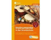 Instrumente in der Grundschule, Buch inkl. CD, 1.-4. Klasse