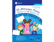 10-Minuten-Tests Mathematik, Buch, 1.-2. Klasse