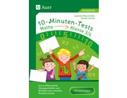 10-Minuten-Tests Mathematik, Buch, 3.-4. Klasse