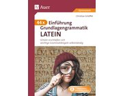44 x Einführung Grundlagengrammatik Latein, Buch, 5. bis 8. Klasse