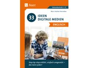 33 Ideen Digitale Medien Englisch, Buch, 5.-13. Klasse