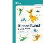 15-Minuten-Kunst, Buch, 1.-2. Klasse