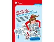 Abc-Rätsel-Geschichten zur Buchstabeneinführung, 1. Klasse
