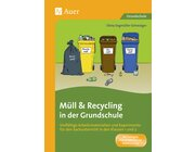Müll und Recycling in der Grundschule, 1. und 2. Klasse